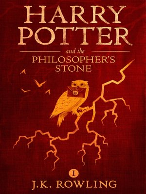 Harry Potter and the Philosopher's Stone by J.K. Rowling.                                              AVAILABLE eBook.